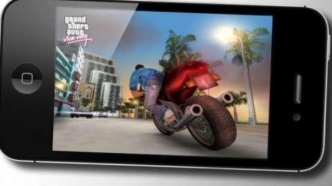 Cela fait un an que GTA Vice City était sorti pour iOS