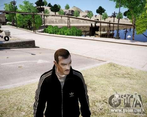 Old Niko pour GTA 4 quatrième écran