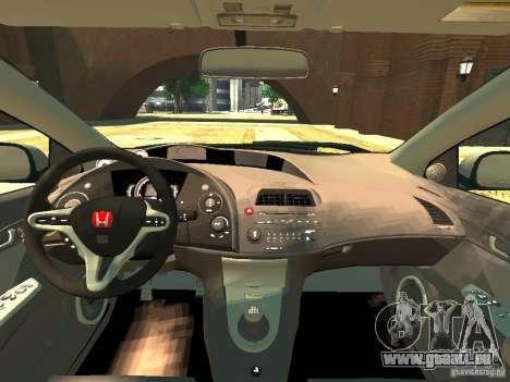 Honda Civic Type R Mugen pour GTA 4 est un droit