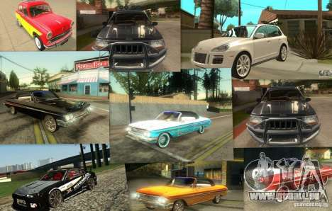 GTAViciCity.RU LoadScreens für GTA San Andreas sechsten Screenshot