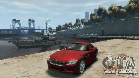 BMW Z4 pour GTA 4