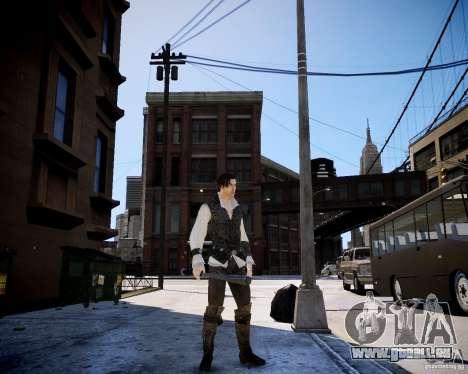 Assasins Creed 2 Young Ezio pour GTA 4 neuvième écran