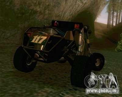 Ickler Jimco Buggy pour GTA San Andreas vue de droite