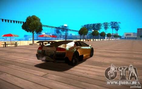 ENBSeries by Inno3D pour GTA San Andreas troisième écran