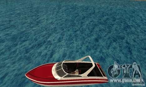 GTAIV Tropic pour GTA San Andreas laissé vue