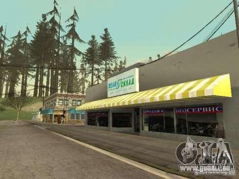 Le Village de Ivanovka pour GTA San Andreas quatrième écran