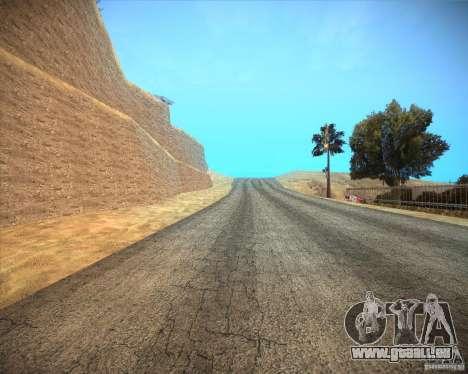 Desert HQ pour GTA San Andreas