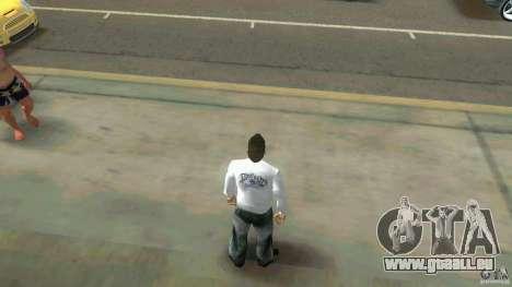 Traceur GTA Vice City pour la deuxième capture d'écran