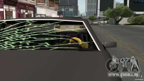 Mort dans la voiture pour GTA San Andreas