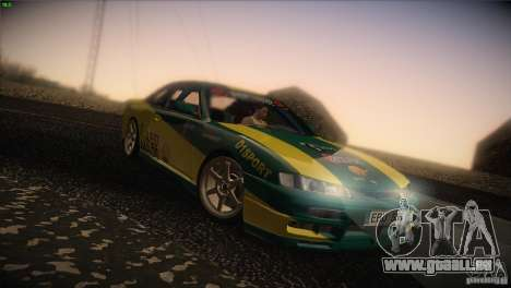 Nissan S14 pour GTA San Andreas