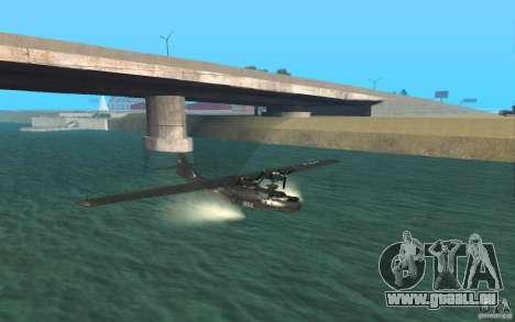 PBY Catalina pour GTA San Andreas laissé vue