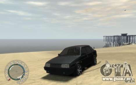 VAZ 21099 Duplet pour GTA 4