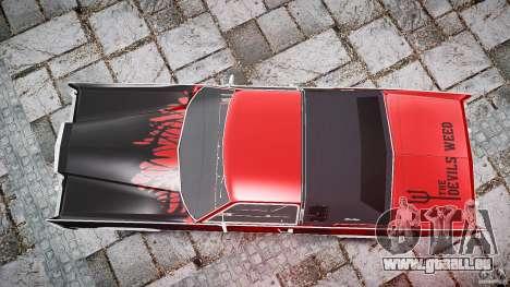 Lincoln Continental Town Coupe v1.0 1979 [EPM] pour GTA 4 est un droit