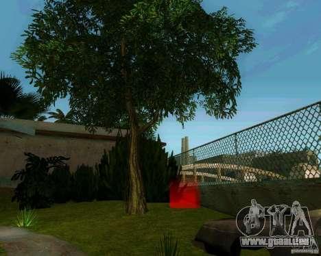 Pommier pour GTA San Andreas