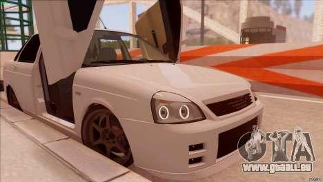 LADA 2170 Sport pour GTA San Andreas