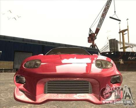 Mitsubishi FTO VeilSide für GTA San Andreas linke Ansicht