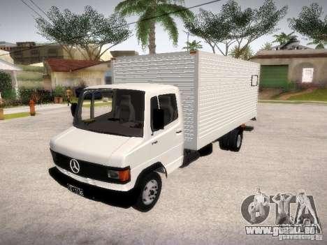 Mercedes Benz 710 pour GTA San Andreas