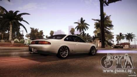 Nissan Silvia S14 Zenk für GTA San Andreas rechten Ansicht