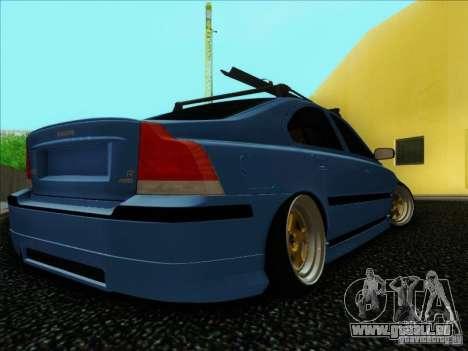 Volvo S60 pour GTA San Andreas vue de droite