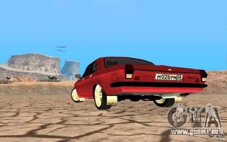 GAZ Volga 24 für GTA San Andreas rechten Ansicht