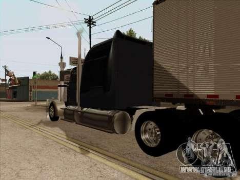 Western Star 4900 Aust pour GTA San Andreas vue arrière