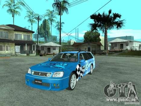 Nissan Stagea 25RS four S pour GTA San Andreas