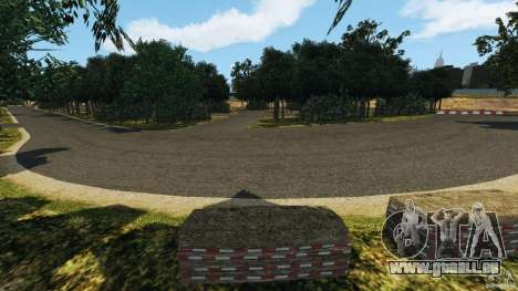 Bihoku Drift Track v1.0 pour GTA 4 cinquième écran