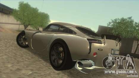 Shine Reflection ENBSeries v1.0.1 für GTA San Andreas fünften Screenshot