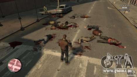 Contagium v1.2b für GTA 4 sechsten Screenshot