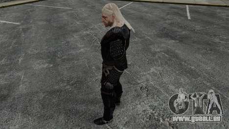 Geralt von Riva v7 für GTA 4 weiter Screenshot