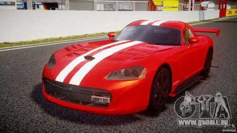 Dodge Viper RT 10 Need for Speed:Shift Tuning für GTA 4