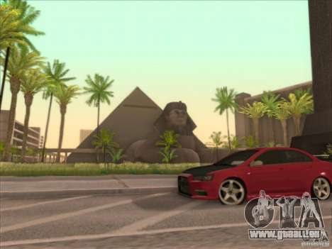 SGR ENB Settings pour GTA San Andreas sixième écran