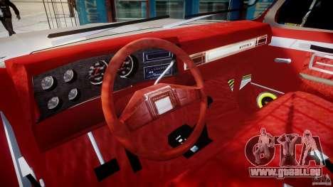 Chevrolet Silverado 1977 für GTA 4 rechte Ansicht