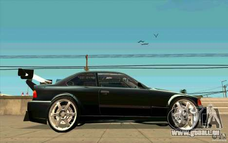 NFS:MW Wheel Pack für GTA San Andreas zweiten Screenshot