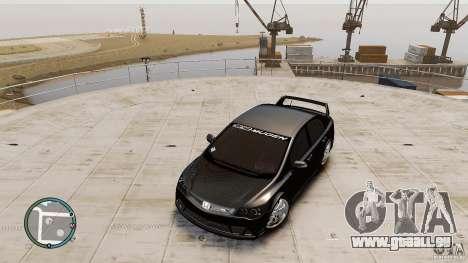 Honda Civic Mugen RR pour GTA 4 est un droit