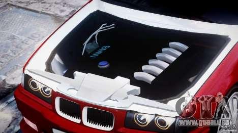 BMW 318i Light Tuning v1.1 für GTA 4 Seitenansicht