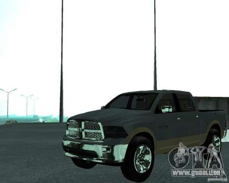 Dodge Ram Hemi für GTA San Andreas rechten Ansicht