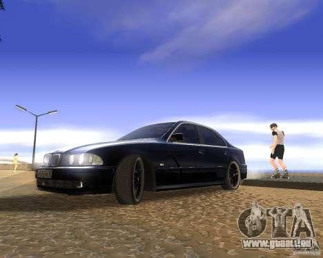 BMW 525i e39 pour GTA San Andreas