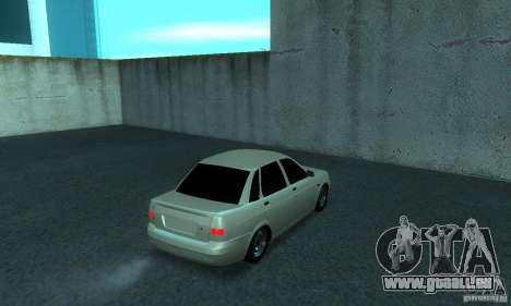 Lada Priora pour GTA San Andreas