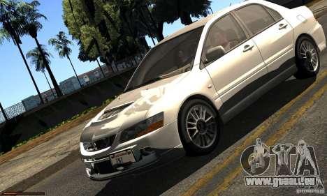 ENBSeries RCM für den schwachen PC für GTA San Andreas fünften Screenshot