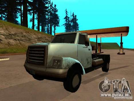 Yankee Truck pour GTA San Andreas