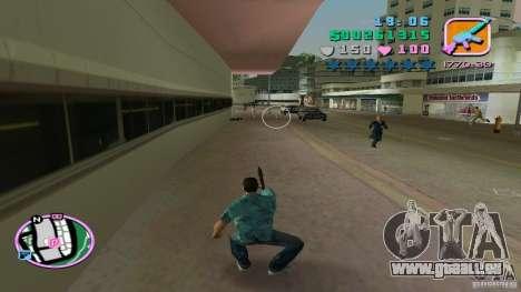 Fotografieren mit einer Hand für GTA Vice City dritte Screenshot