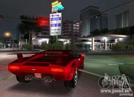 Infernus BETA für GTA Vice City rechten Ansicht