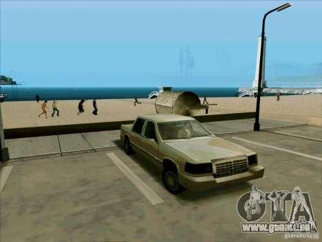 Une Limousine courte pour GTA San Andreas