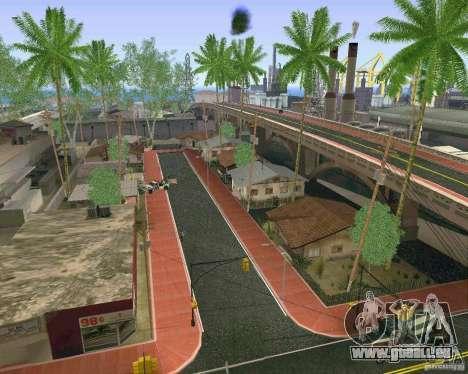 Neue Texturen von Los Santos für GTA San Andreas fünften Screenshot