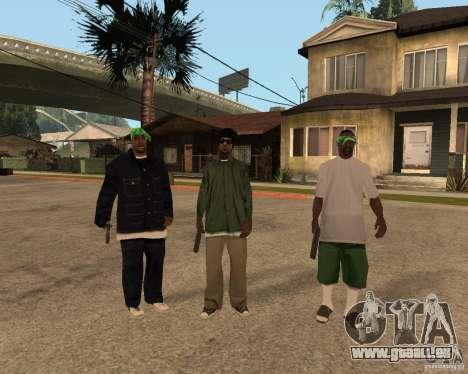 Ballasy's Grove für GTA San Andreas