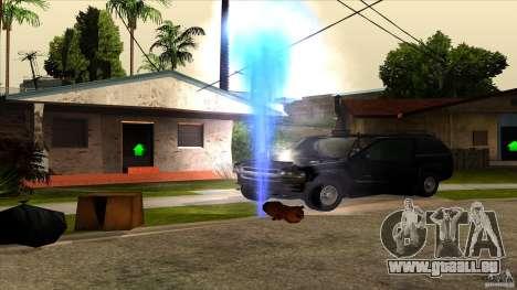 ENBSeries 0.75c pour GTA San Andreas deuxième écran