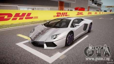 Lamborghini Aventador LP700-4 2011 [EPM] pour GTA 4
