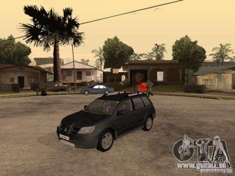 Mitsubishi Outlander 2003 für GTA San Andreas