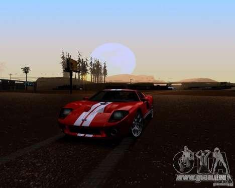Real World v1.0 pour GTA San Andreas cinquième écran